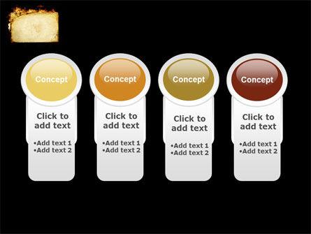 Fire Board PowerPoint Template Slide 5