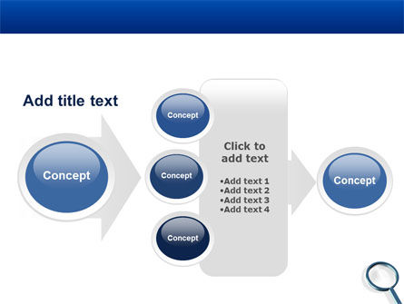 Magnifying Glass In Search PowerPoint Template Slide 17