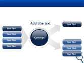 Magnifying Glass In Search PowerPoint Template#14