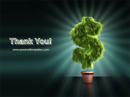 Green Dollar Breeding PowerPoint Template Slide 20