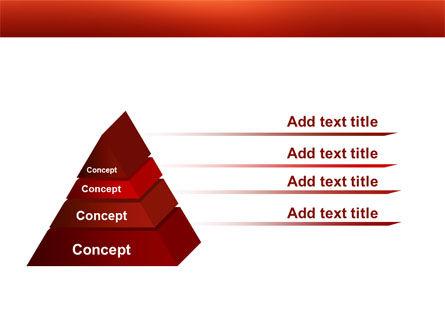 Thumbtacks PowerPoint Template Slide 12