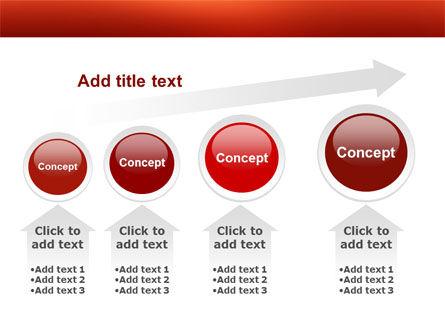 Thumbtacks PowerPoint Template Slide 13