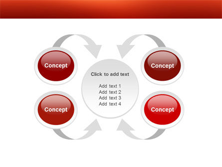 Thumbtacks PowerPoint Template Slide 6