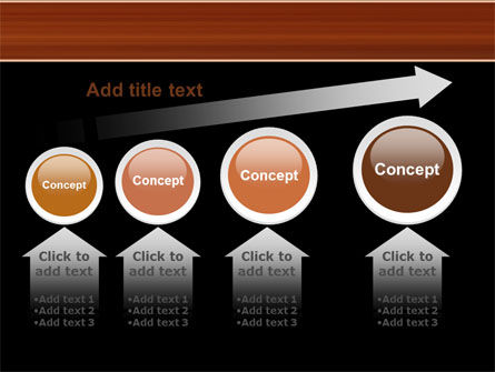 Semi Acoustic Guitar PowerPoint Template Slide 13