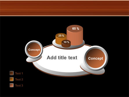 Semi Acoustic Guitar PowerPoint Template Slide 16