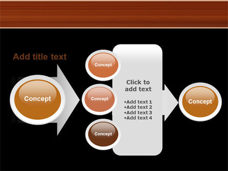 Semi Acoustic Guitar PowerPoint Template Slide 17