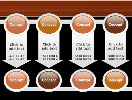 Semi Acoustic Guitar PowerPoint Template Slide 18
