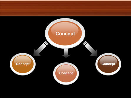 Semi Acoustic Guitar PowerPoint Template Slide 4