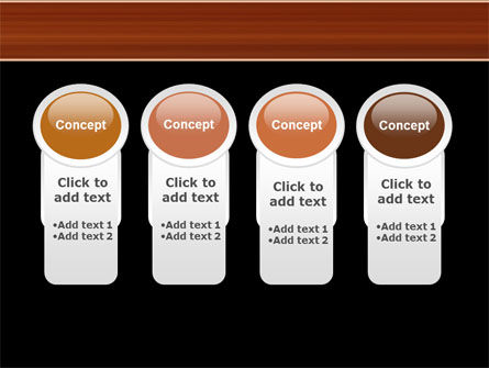 Semi Acoustic Guitar PowerPoint Template Slide 5