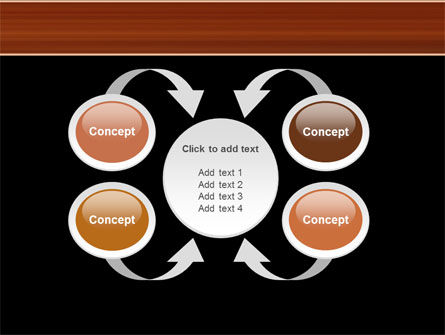 Semi Acoustic Guitar PowerPoint Template Slide 6