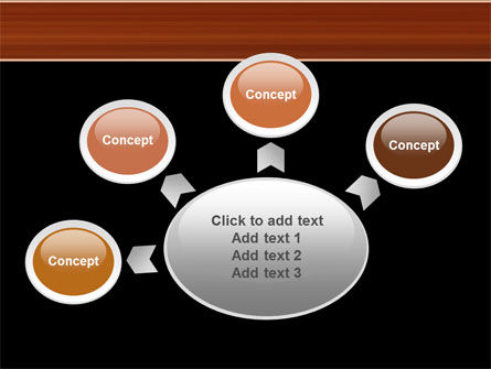 Semi Acoustic Guitar PowerPoint Template Slide 7