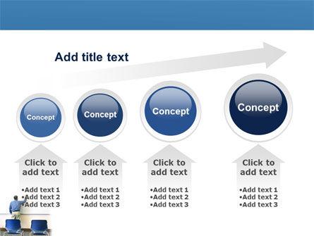 Public Presentation PowerPoint Template Slide 13