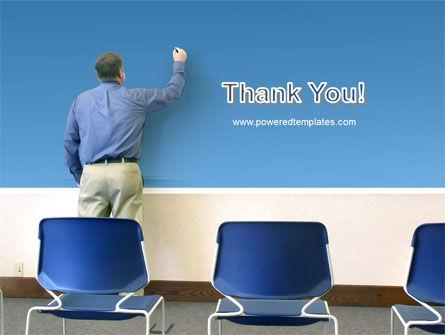 Public Presentation PowerPoint Template Slide 20