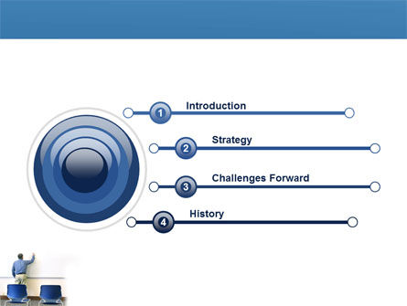 Public Presentation PowerPoint Template Slide 3
