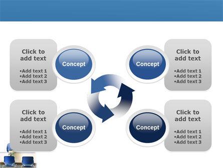 Public Presentation PowerPoint Template Slide 9