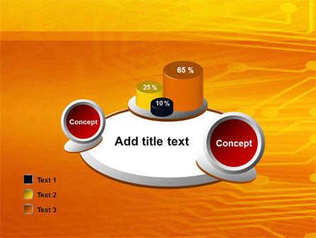 Circuit Board PowerPoint Template Slide 16