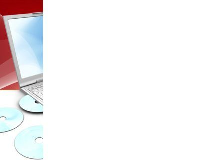Computer Laptop PowerPoint Template, Slide 3, 03424, Technology and Science — PoweredTemplate.com