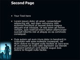 Starting Point PowerPoint Template#2