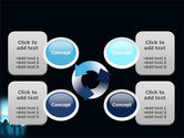 Starting Point PowerPoint Template#9