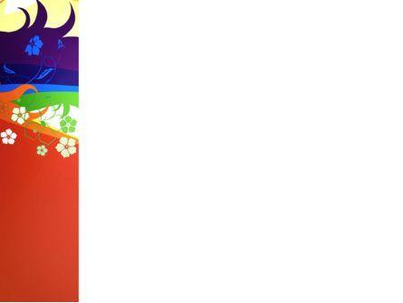 Artistic Design PowerPoint Template, Slide 3, 03433, Abstract/Textures — PoweredTemplate.com