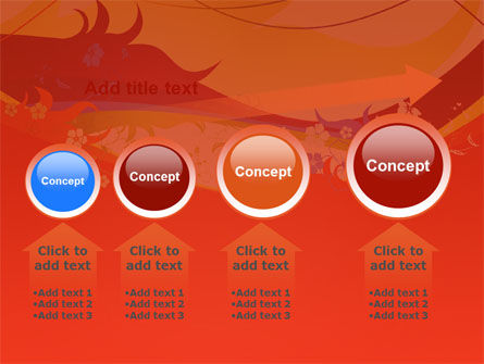 Artistic Design PowerPoint Template Slide 13