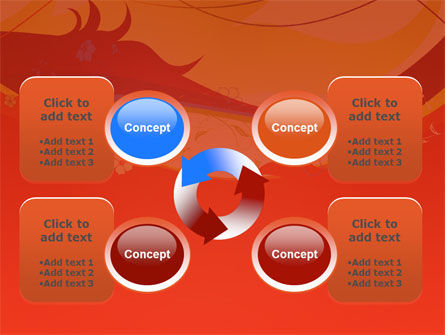 Artistic Design PowerPoint Template Slide 9