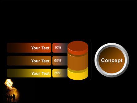 Fire Brigade PowerPoint Template Slide 11