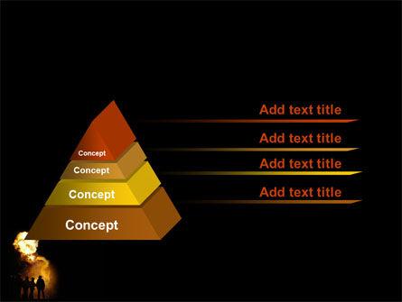 Fire Brigade PowerPoint Template Slide 12