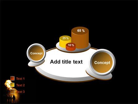 Fire Brigade PowerPoint Template Slide 16