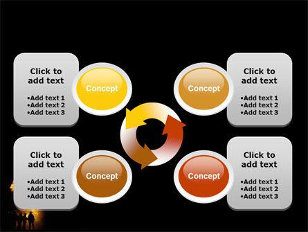 Fire Brigade PowerPoint Template Slide 9