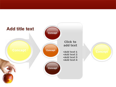 Apple PowerPoint Template Slide 17