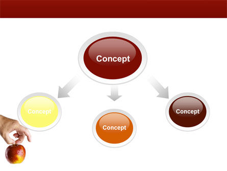Apple PowerPoint Template Slide 4