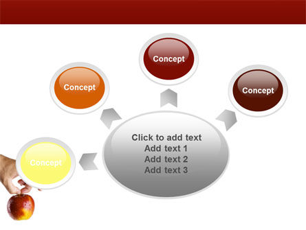 Apple PowerPoint Template Slide 7
