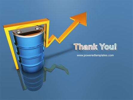 Petroleum Prices PowerPoint Template Slide 20