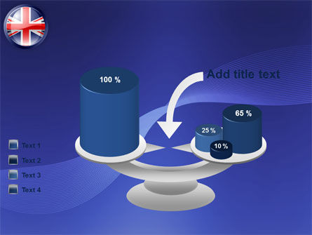United Kingdom PowerPoint Template Slide 10
