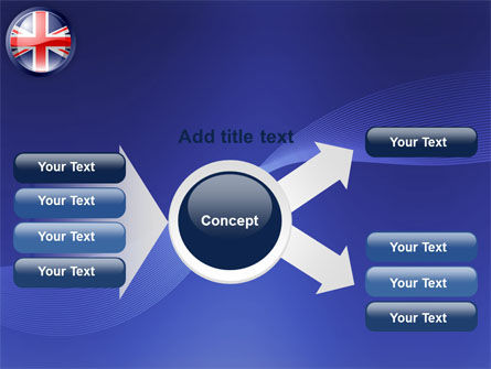 United Kingdom PowerPoint Template Slide 14