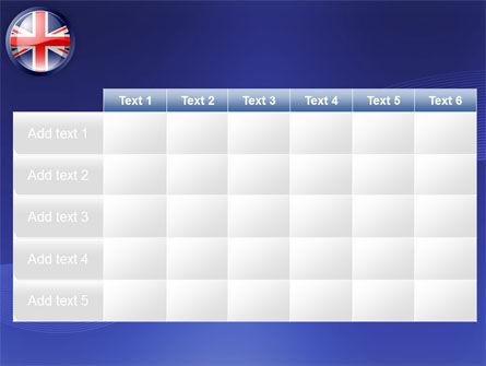 United Kingdom PowerPoint Template Slide 15