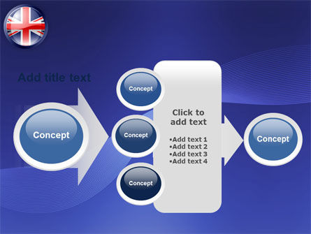 United Kingdom PowerPoint Template Slide 17