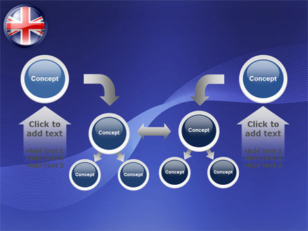 United Kingdom PowerPoint Template Slide 19
