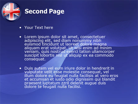 United Kingdom PowerPoint Template Slide 2