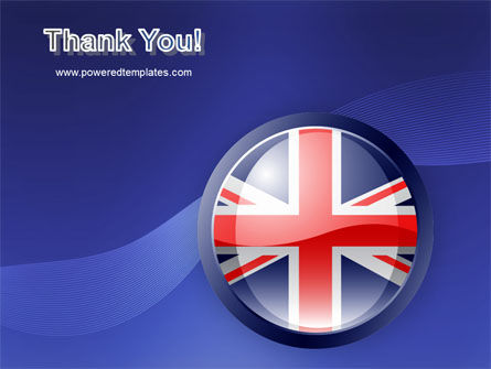 United Kingdom PowerPoint Template Slide 20