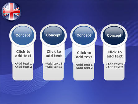 United Kingdom PowerPoint Template Slide 5