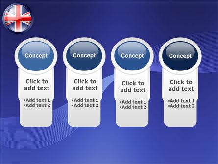 United Kingdom PowerPoint Template Slide 5