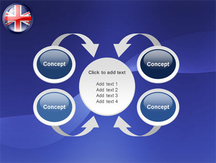 United Kingdom PowerPoint Template Slide 6
