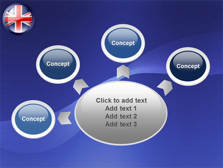 United Kingdom PowerPoint Template Slide 7