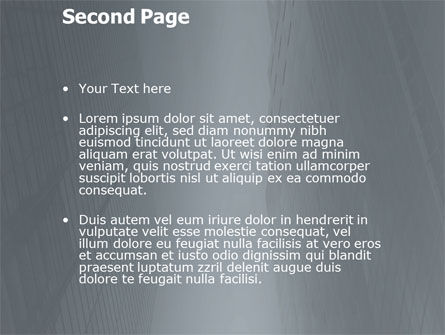 Concord PowerPoint Template, Slide 2, 03449, Business — PoweredTemplate.com