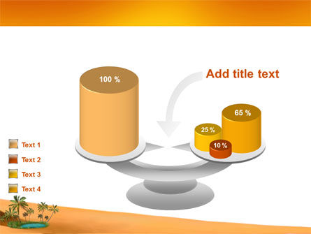 Oasis PowerPoint Template Slide 10