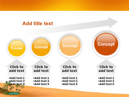 Oasis PowerPoint Template Slide 13