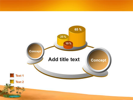 Oasis PowerPoint Template Slide 16