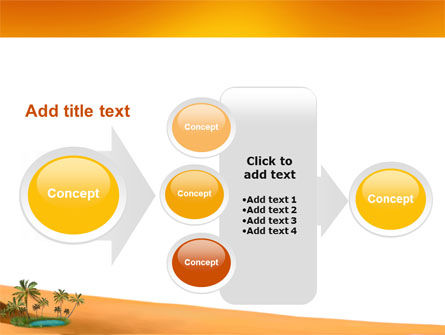 Oasis PowerPoint Template Slide 17